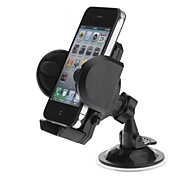 Universal Car Windshield Swivel Mount Dock for PDA Cell Phones/MP3/MP4/GPS