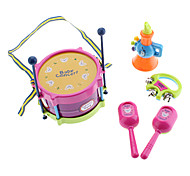 Drum, Rattle, Horn Pack for Children