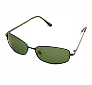 Men's Dark Green UV Protection Sunglasses