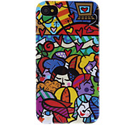 Fancy Welt Hard Case für iPhone 4/4S