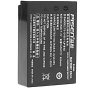 PISEN LP-E12 Batterie rechargeable pour caméscope Canon