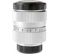 "25mm F1.4 CCTV Lens Micro 1/2 ""C (Silver)"