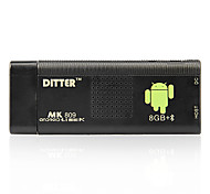 DITTER V17 Android 4.1.1 TV Player(Rk3066 1.6Ghz Dual Core/WiFi/1GB RAM/8GB ROM/HDmI)
