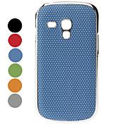 Ball Grain Hard Case for Samsung Galaxy S3 mini I8190 (Assorted Colors)