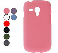 Matt Hard Case für Samsung Galaxy S3 I8190 Mini (verschiedene Farben)