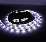 Impermeable los 5M 30W 150x5050 SMD fría luz blanca LED Strip Lámpara (12V, IP44)