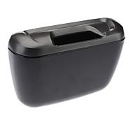 Mini-Kunststoff-Müll Müll Storage Box Halter für das Auto