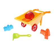 Kinder 6-in-1 Truck Plastic Beach Toys