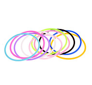 Bracelets d'amitié ( Silicone ) Quotidien / Casual / Sports