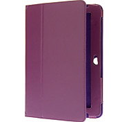 PU Leather Case met standaard, Screen Protector en touchscreen stylus voor Samsung Galaxy Tab 2 10.1 P5100