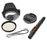 Accessories For GoPro Lens Cap / Accessory KitFor-Action Camera,Nikon D3100 Plastic