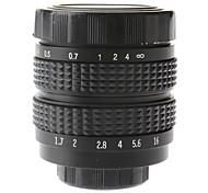 "35mm F1.7 CCTV Lens Micro 2/3 ""C (Black)"