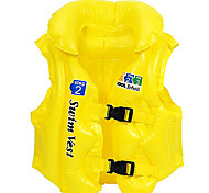 Kid's PVC Swim Vest(Random Colors,M)