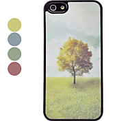 3D Changing Seasons Image Hard Case for iPhone 5/5S