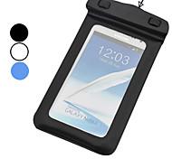 Universal große PVC IPX8 wasserdichte Tasche mit Armband für Samsung-Galaxie-Telefon