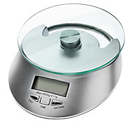 "Stylish 2.0 ""LCD Digital Kitchen Scale (3KG Max / 1x CR2032)"