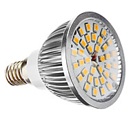 5W E14 Focos LED MR16 36 SMD 2835 360 lm Blanco Cálido AC 100-240 V