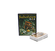 Saboteur Style Board Card Game Set Toy