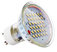 4W GU10 Spot LED MR16 36 SMD 3014 280 lm Blanc Chaud AC 100-240 V