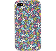 Fresh Folra Pattern Hard Case for iPhone 4/4S