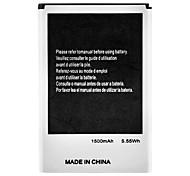 1500mAh Reemplace Batería Li-ion para Samsung Admire R720 (3.7V)