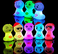 Novely Cartoon LED Table Lamp Light(Random Color)