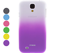 For Samsung Galaxy Case Other Case Back Cover Case Color Gradient PC Samsung S4