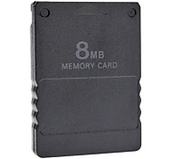 Cartão de memória de 8MB de memória para PS2