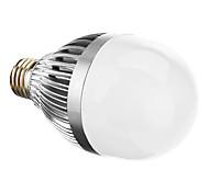 9W E26/E27 Bombillas LED de Globo A70 18 SMD 5730 630 lm Blanco Fresco AC 100-240 V