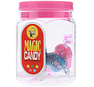 Shock-Your-Friend Powered Magic Candy Jar Toy (Random Color)