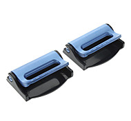 Blue Seatbelt Clip for Cars (Model:1401,2-piece)