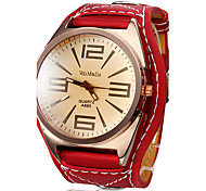 Women's Watch Dress Watch Big Tawny Dial
