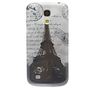 Eiffel Tower Pattern for Samsung Galaxy S4 Mini I9190