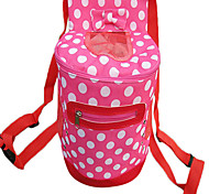 Japanese Style Nylon with Bowknot Carrier Bag for Pets Dogs