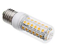Ampoule Maïs Blanc Chaud E27 8 W 48 SMD 5050 650 LM 3000 K AC 220 V