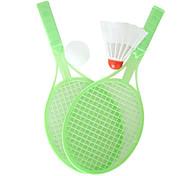 Mini genitore-figlio Badminton & Tennis 2in1 Racket & Set Ball (colore casuale)