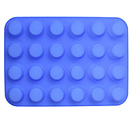 Silicone Muffin Pan Cupcake Molds Tray