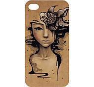 New Technology caldo di vendita 3D copertura della cassa del telefono cellulare colorato scultura per iphone4/4s 48