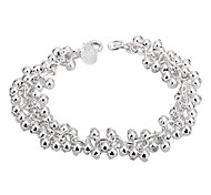 Small Bell Chain Bracelet