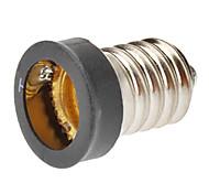 E14 a E12 adaptador de los bulbos Socket