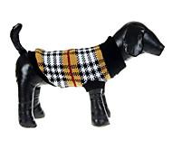 Dog Sweaters - XS / S / M / L / XL - Winter - Brown Woolen