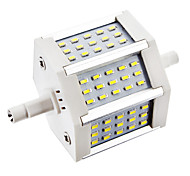R7S 6W 45 SMD 3014 450 LM Cool White T LED Corn Lights AC 85-265 V