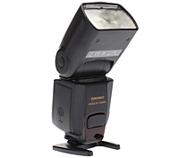 "YN565EX 2.1 ""LCD flash Speedlite flash pour Nikon D700 + Plus (4 x AA)"