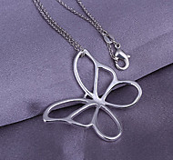 Butterfly Shaped Pendant (Pendant Only)