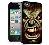 Beast Pattern 3D Effect Case for iPhone4/4S