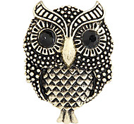 Fashion Owl Ring Adjustable