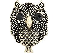 Fashion Owl Ring Adjustable