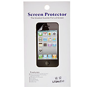Elegant Matte Screen Protector with Cleaning Cloth for Snoy LT26i / Xperia S
