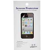 Elegante Matte Screen Protector con panno di pulizia per Snoy LT26i / Xperia S