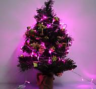 100 LED 10M 6W rose LED de bande pour Noël Halloween décoration de festival (110V)